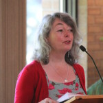 Dr. Mary Marrocco, associate secretary, Canadian Council of Churches. Photo by André Lavergne, ELCIC