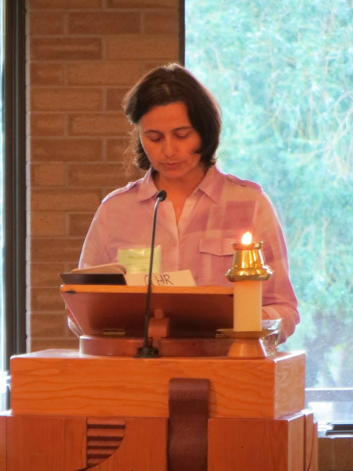 Marjeta Bobnar, Archdiocese of Vancouver. Photo by André Lavergne, ELCIC